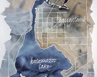 Custom Mapwork