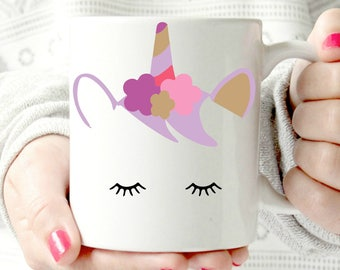 Unicorn mug- Ceramic Mug