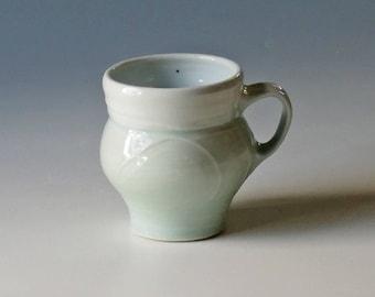 Porcelain cup, mug