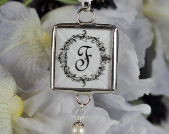 Flower Bouquet Charm Wedding Bouquet Memorial Photo Charm