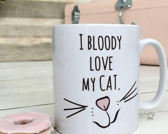 SECONDS | I Bloody Love My Cat