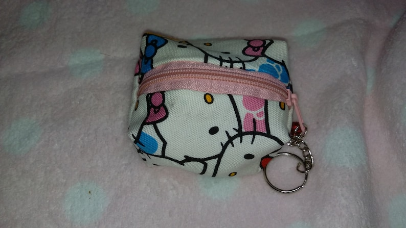 original japan fabric character mini coin pouch