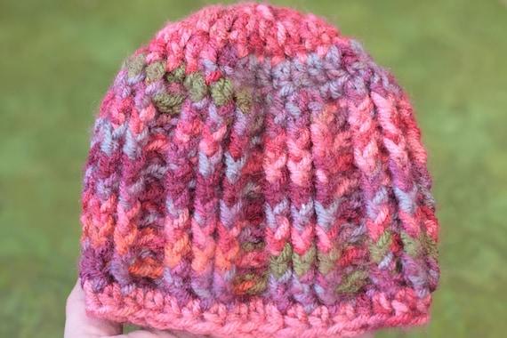 Crochet Baby Hat Pattern Newborn Crochet Beanie Baby Etsy