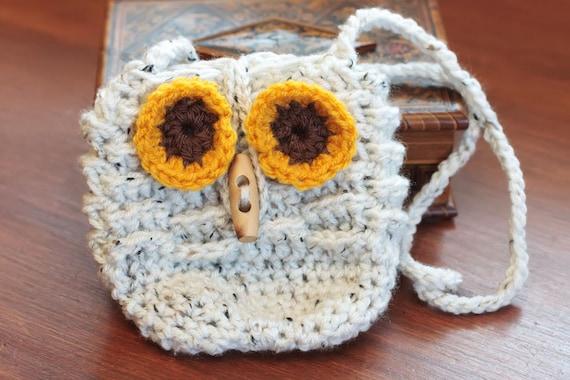 Crochet Owl Pattern Crochet Bag Pattern Crochet Purse 51 Etsy