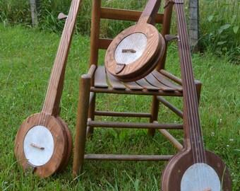 Home made Fretless Mountain Banjo