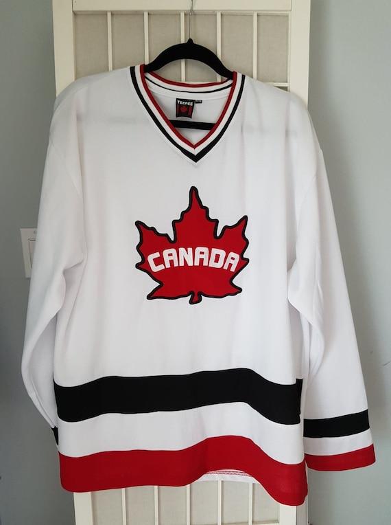 Canada Day XL Jersey Shirt - Sport Shirt- TeePee B