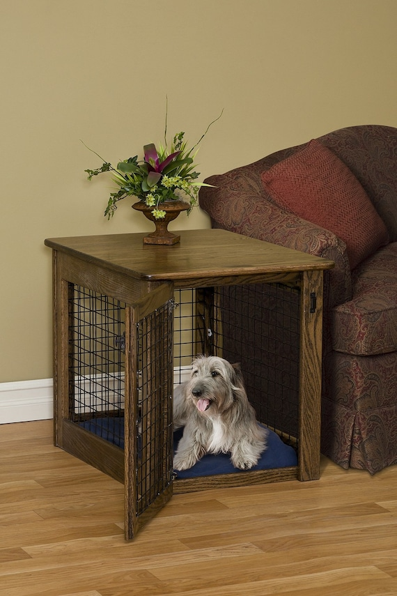 image 0 - Wooden Dog Crate End Tables