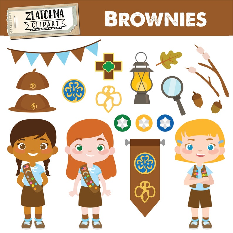 image about Printable Clip Art named Brownie Female Scout Clipart Scout Woman Clip artwork Tenting Electronic Little ones Tenting Printable artwork Explorer Clip artwork Lady Scouts Troop Tenting