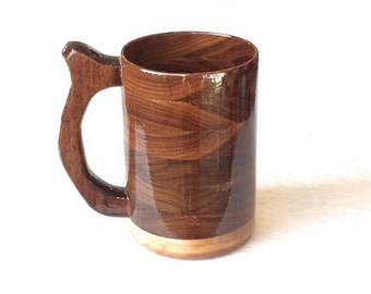 Handmade Wooden Mugs Goblets Cups And Other By Wondrousworksinwood