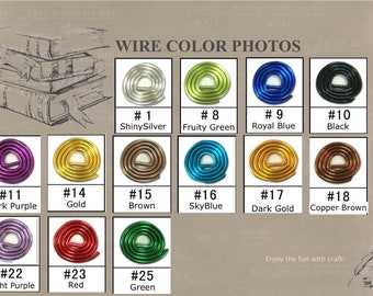 0.5 kg Artist's Choice Wholesale Aluminum Wire - 27 yards Free Shipping - 8 gauge (3mm)