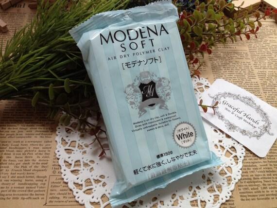 modena soft air dry polymer clay 150g padico brand made etsy