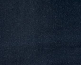 Navy Blue Polyester Fabric