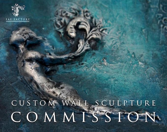 Custom Wall Sculptures