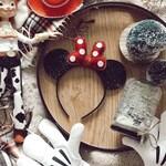 Minnie Mouse Ears Headband, Glitter Mouse Ears, Hard Headband, giddyupandgrow