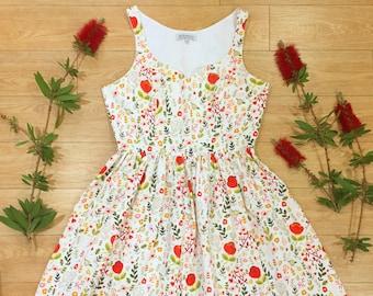 Springtime Sweetheart Dress (Size 12)