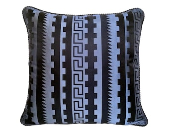 Versace Greek Key Pillow
