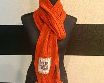Game Day Scripture Scarf