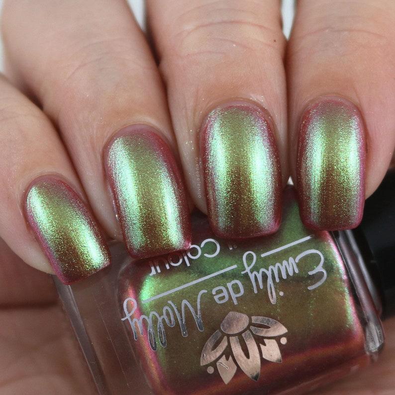 Nail polish -
