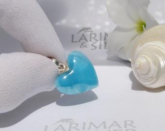 Larimar siren pendant by Larimarandsilver Jade Mermaid 2 crystalline Larimar pendant 925 silversiren tailLarimar jewelrymothersday gift