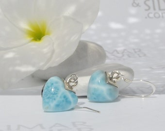 Larimar And Silver