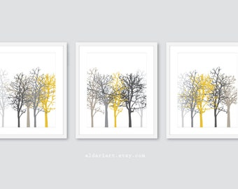 Tree Wall Art Etsy