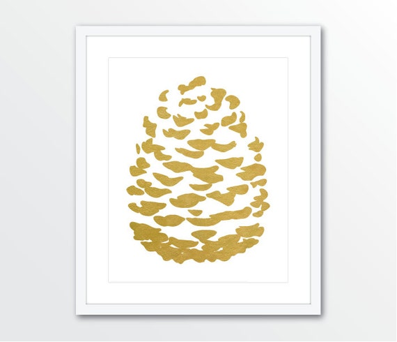 Fancy Pine Cone Wall Art Inspiration - Wall Painting Ideas ...