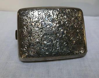 Sterling Silver pocket box