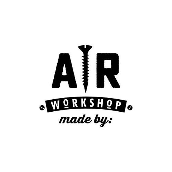 AR Workshop made by stamp, 3 x 3 in.