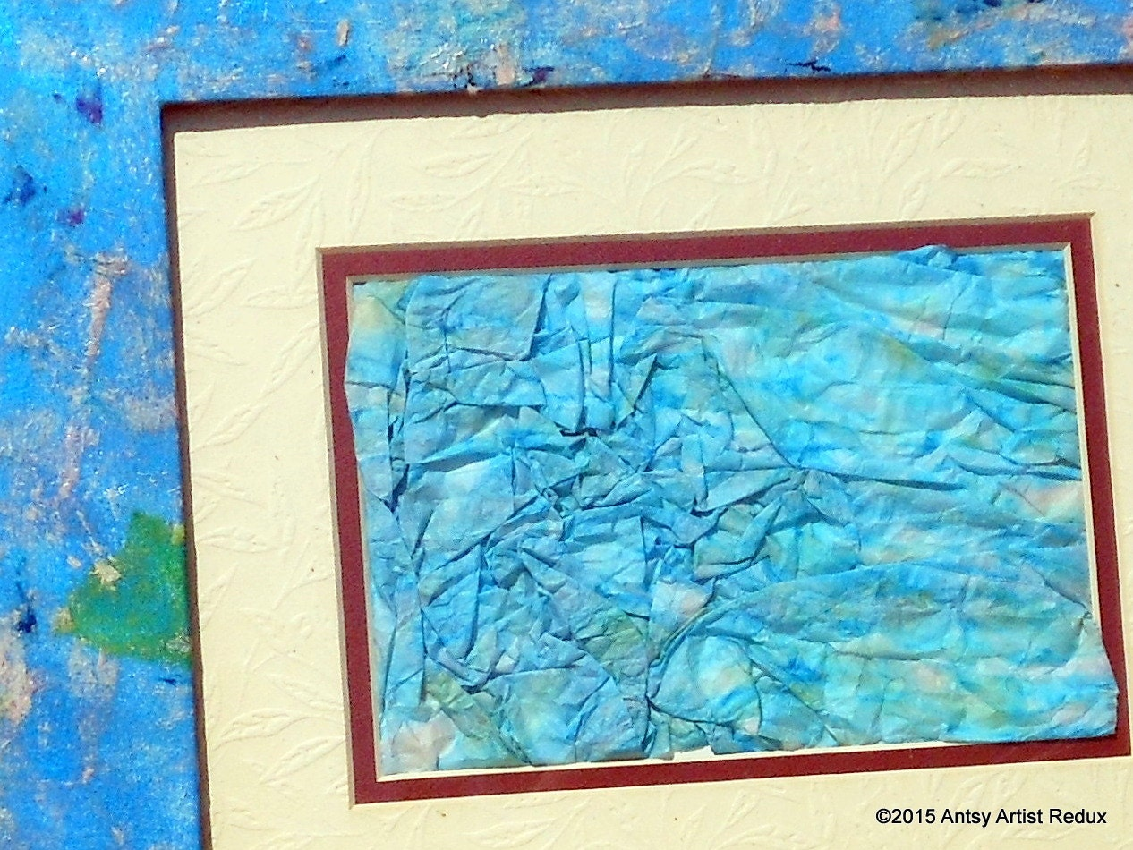 Increíble Marcos De Cuadros Verde Azulado Galería - Ideas ...