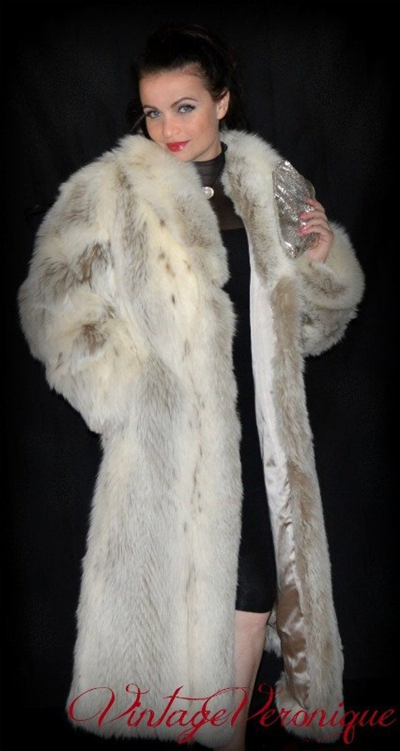 6c4fe2373c9 ROYAL Genuine Fox Fur Coat   Arctic Fox Fur Thick Full Pelt