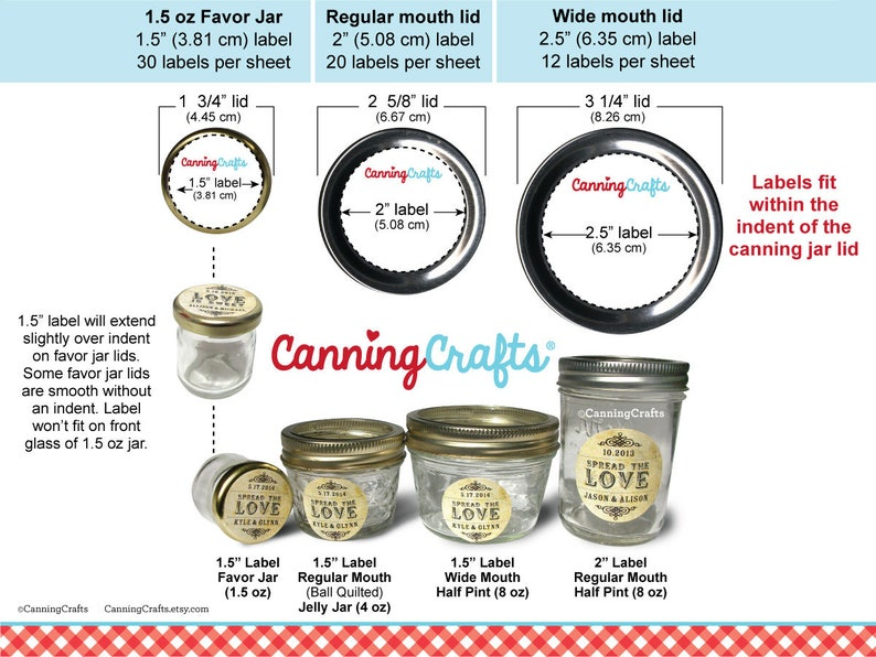 Eat Drink and Be Married Vintage paper canning jar labels round custom wedding stickers for mason jars wedding and bridal shower favors