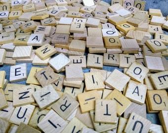 scrabble tiles you pick scrabble tiles pick your letters individual scrabble tiles choose your own letter small wooden letters crafts
