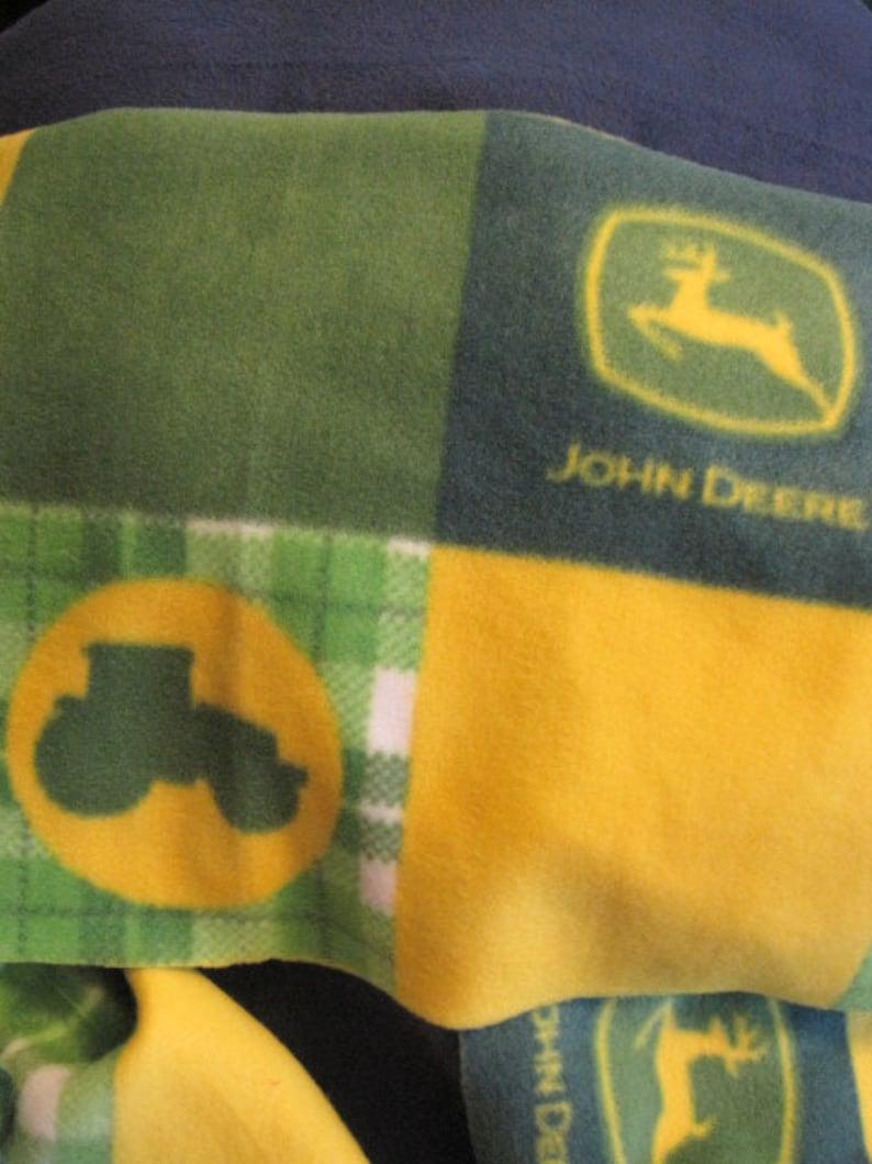 Fan Scarf John Deere