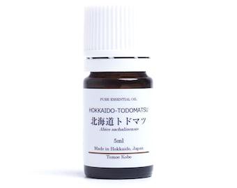 Todomatsu Hokkaido Momi Abies Pure Essential Oil 5ml