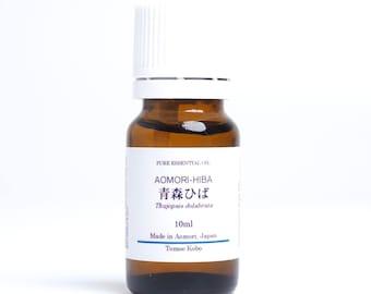 10ml Aomori Hiba Japanese Thujopsis Pure Essential Oil