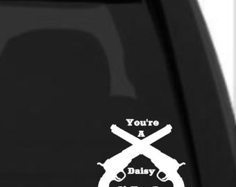 Tombstone Doc Holliday Inspired Vinyl Decal Sticker Etsy