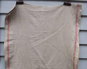 Vintage European Mangle Cloth. Nice Condition.