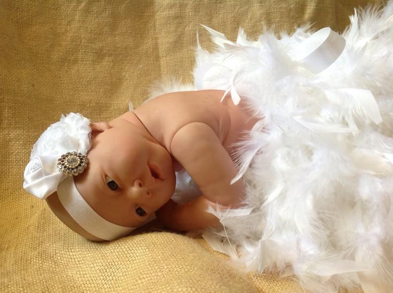 tutu skirt princess tutu baby clothing baby photo prop newborn tutu tutu baby angel tutu feather skirt feather tutu photo prop