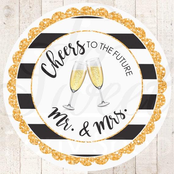 9123f248b5d5 Wedding Favors, Sticker Labels, Bridal Shower Favors, Bachelorette ...