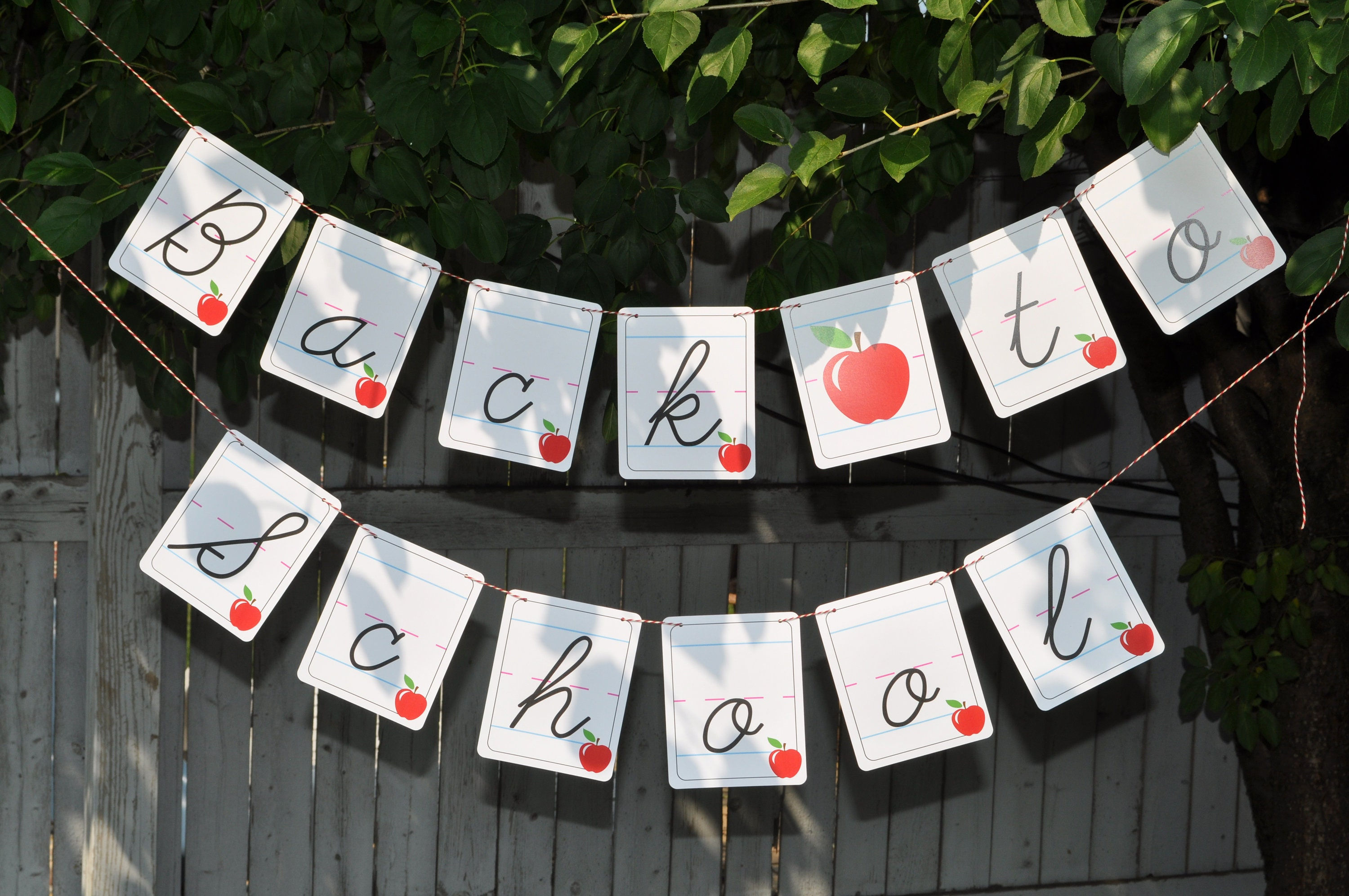 Back To School Party Banner Back To School Sign Teacher Etsy