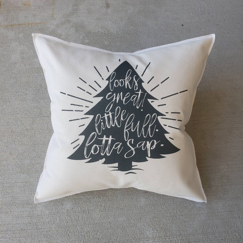 Vacation Holiday Accent Pillow