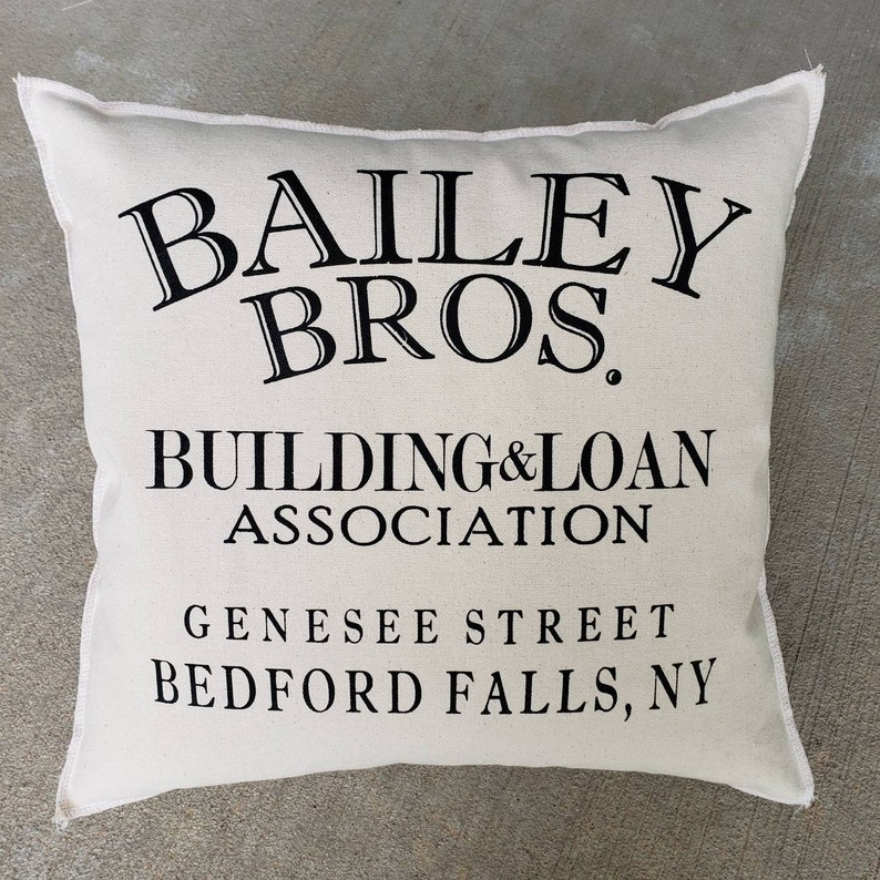 Bailey Bros. Holiday Accent Pillow