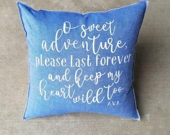 Adventure, Adventure Quote