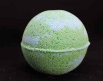 Cold Buster-Peppermint and Eucalyptus Bath Bomb
