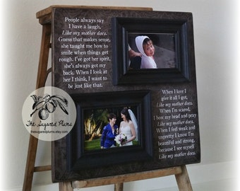 Then Now Picture Frames Etsy
