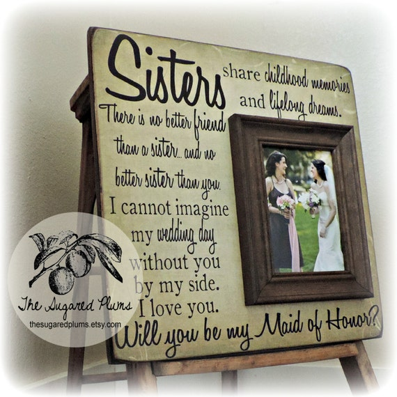 Will You Be My Bridesmaid Will You Be My Maid Of Honor Etsy