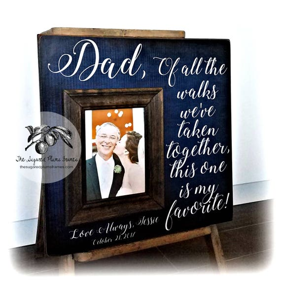 Father Of The Bride Gift Wedding Gift For Dad Father Wedding Etsy