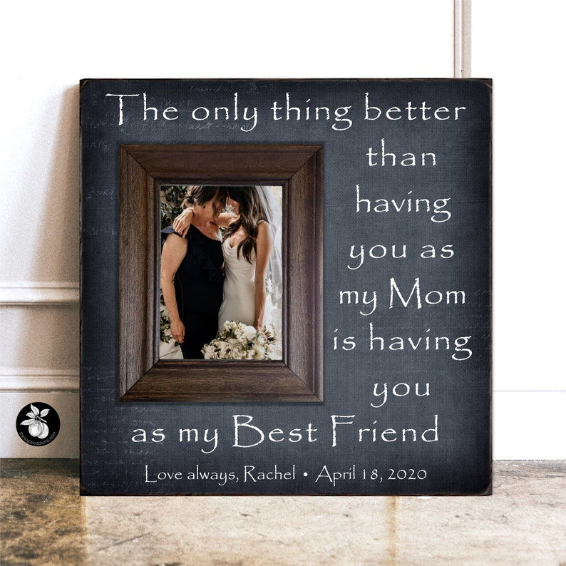 Mother of the Bride Gift from Daughter Gifts for Mom from image 0