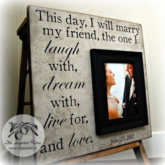Personalized Wedding Gift Unique Wedding Gift Personalized Etsy