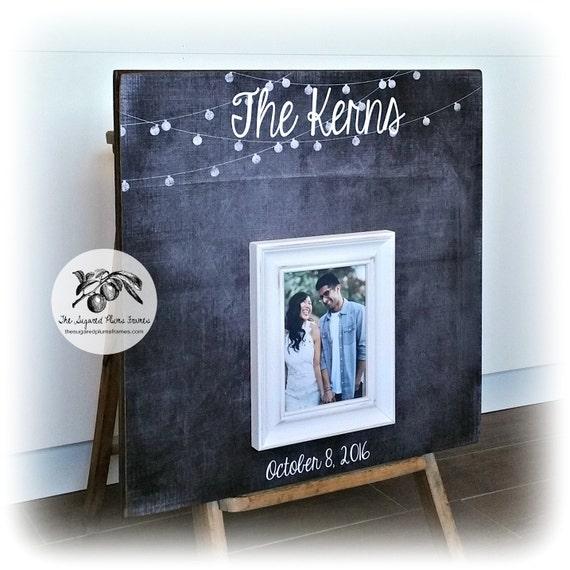 Rustic Wedding Guest Book Alternative Guest Book Wedding | Etsy